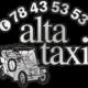 Alta Taxi